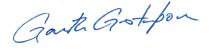 Garth Signature